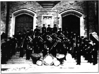 Guelph Musical Society Band (1)