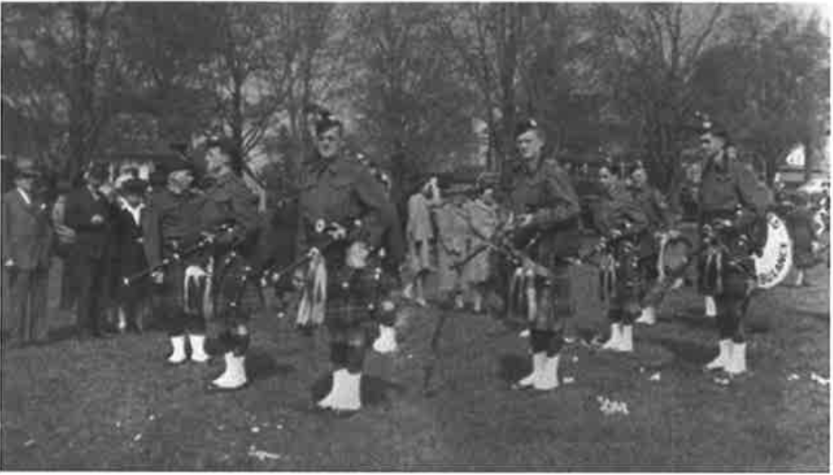 Historic Guelph Guelph Pipe Band V50P15